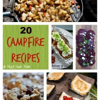 20 Campfire Recipes Perfect For Summer Campouts