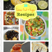 25 Summer Fruit & Veggie Recipes - Must Have Mom