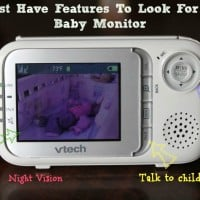 5 Must Have Features To Look For In A Baby Monitor - Must Have Mom