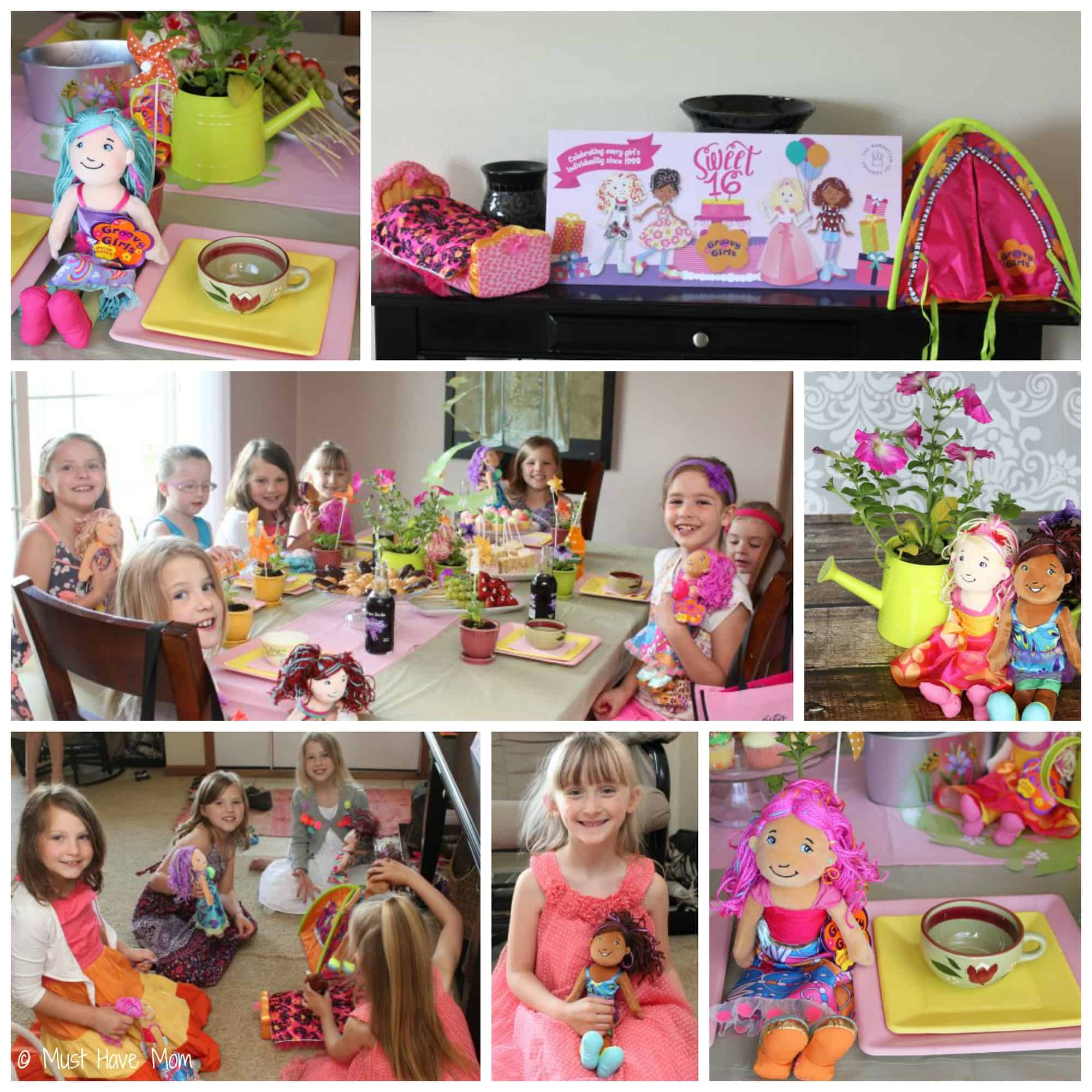 Dolly Garden Party Ideas - Must Have Mom