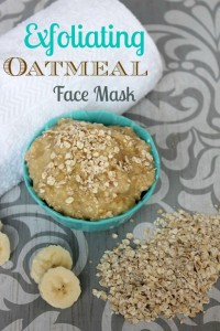 Exfoliating Oatmeal Face Mask Recipe - Must Have Mom