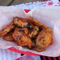 Grilled Buffalo Wings Recipe!