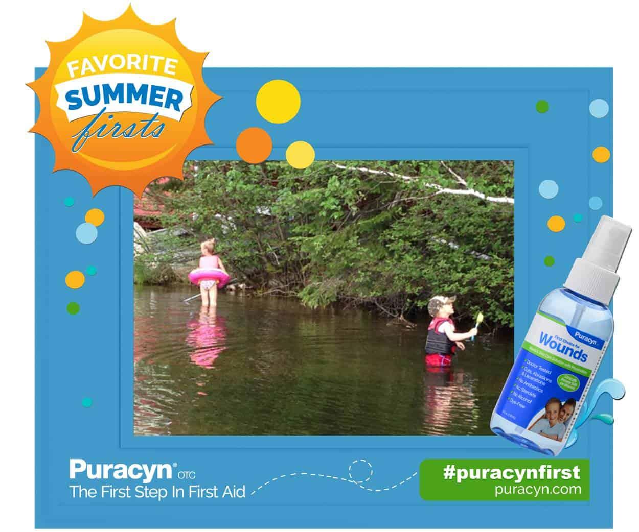 Puracyn Summer Firsts