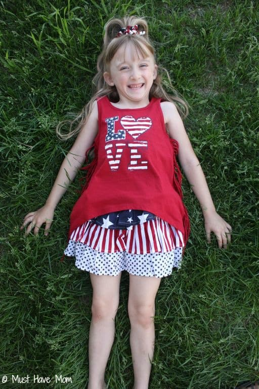 The Children's Place Girls Americana Collection - Must Have Mom