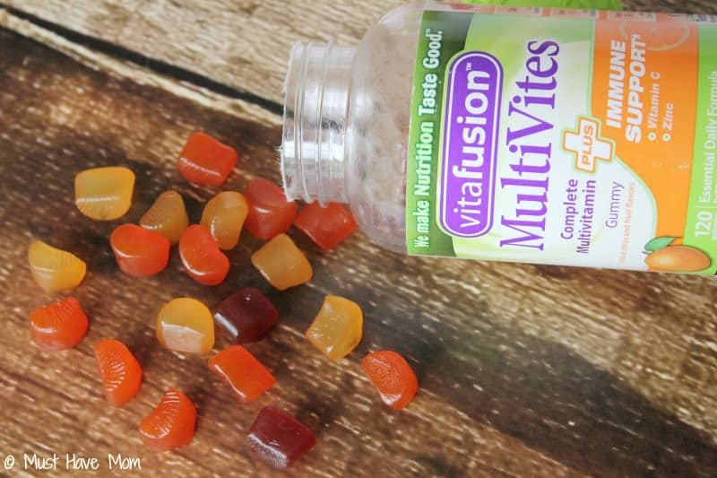 Vitafusion Immnue Support Gummies - Must Have Mom