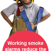 Do You Know Enough To Keep Your Family Safe In A Fire? Take The Quiz And See! {+ Smoke Alarm Giveaway!}