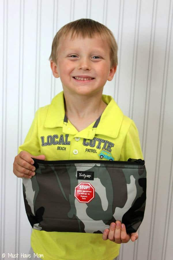 Aiden with Peanut Allergy Kit - Must Have Mom