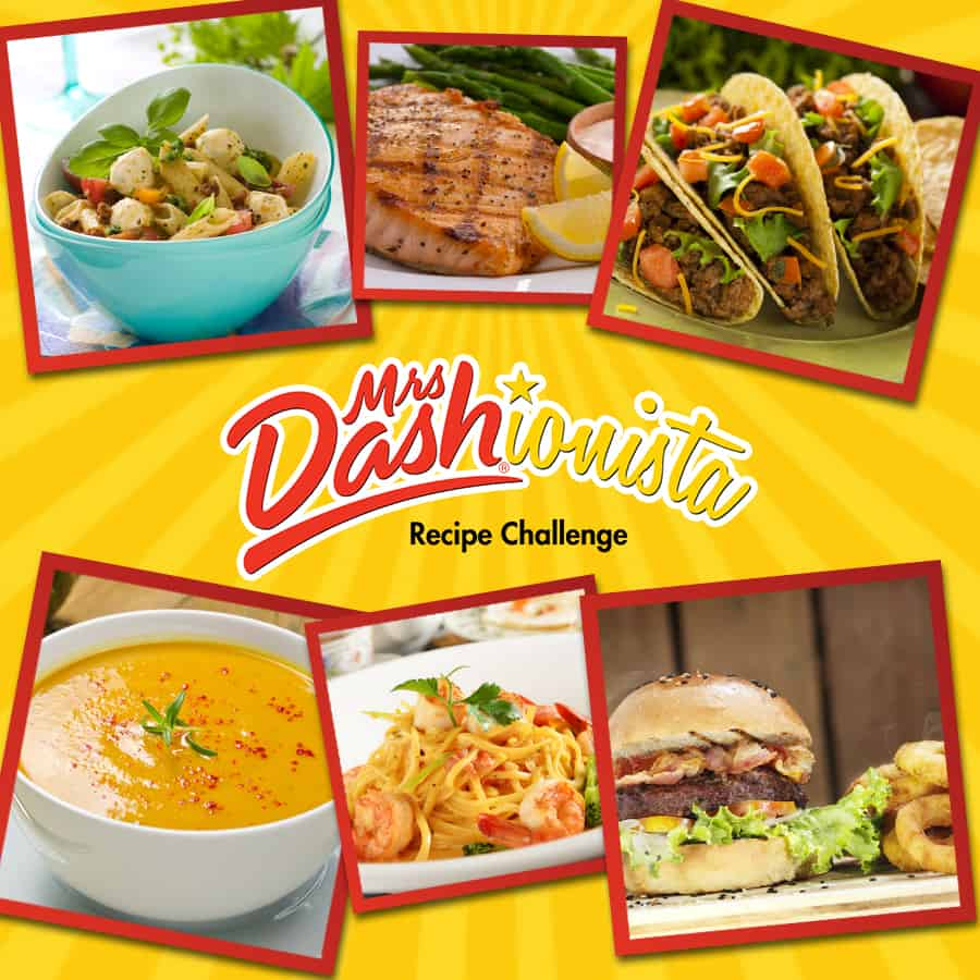 Mrs. Dashionista Recipe Challenge