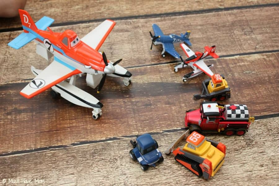 Disney Planes Fire & Rescue Toys #PlanestotheRescue