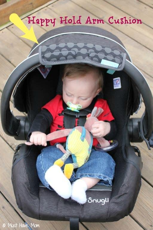Infantino Neoprene Happy Hold Arm Cushion
