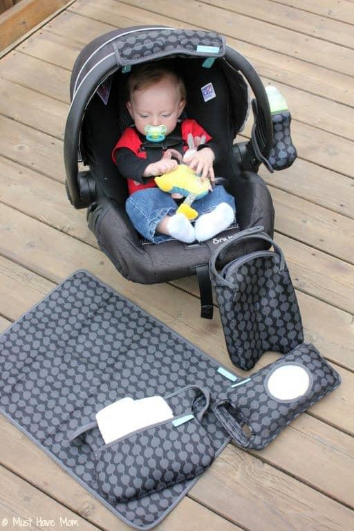 Infantino Neoprene Necessities line