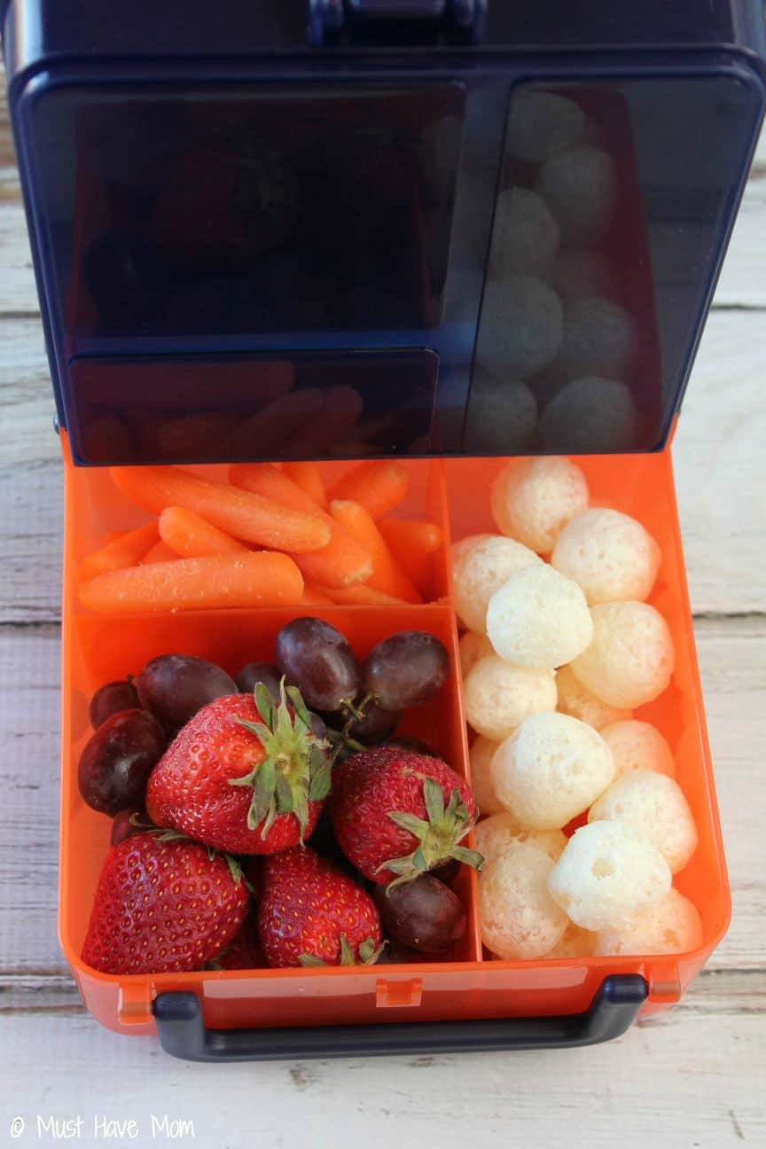 Itzy Ritzy Bento Box Lunch Idea