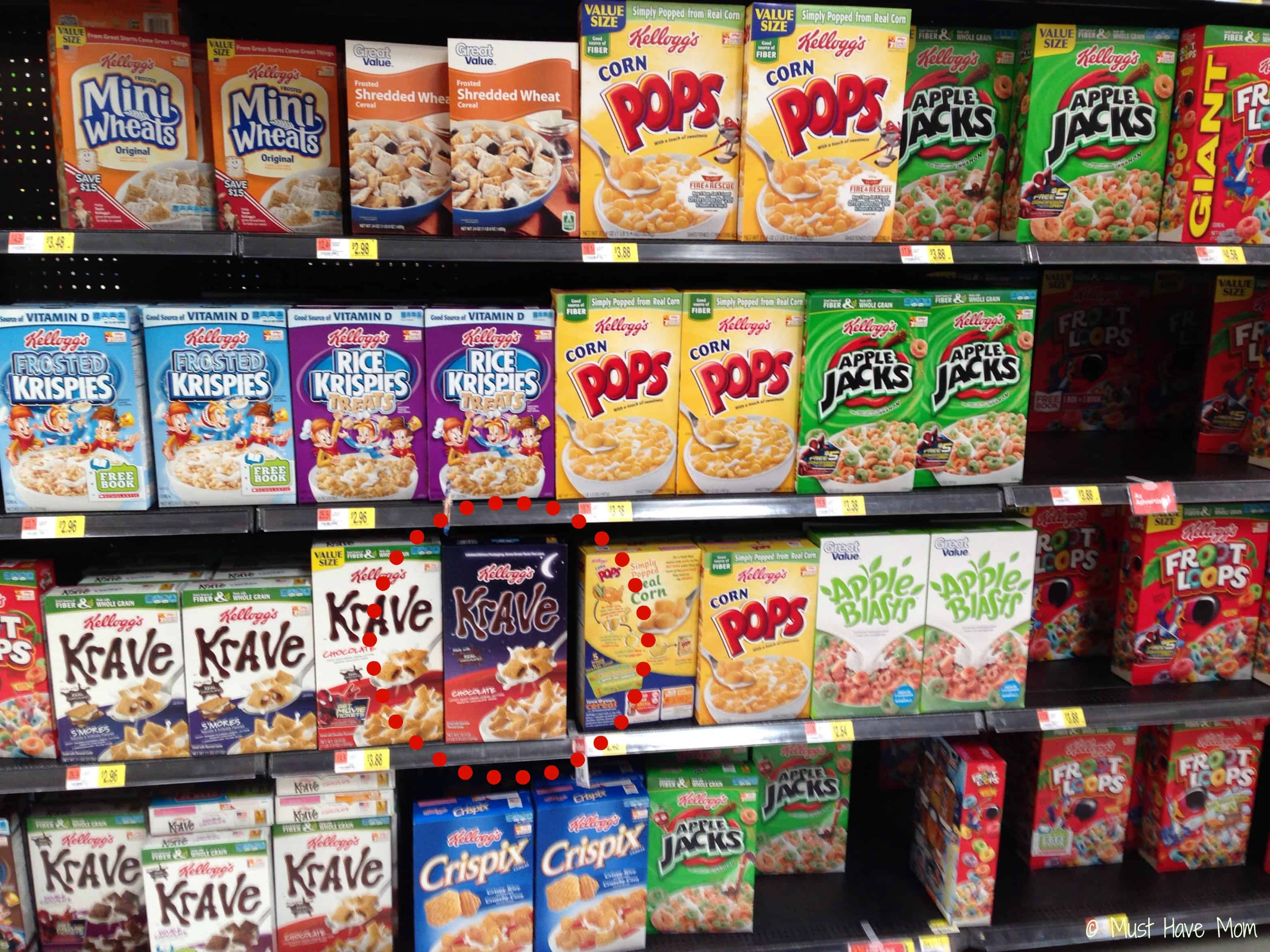 Kellogg's #GoodNightSnack #Shop