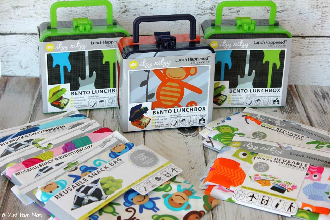 Must Have Reusable Lunch Products by Itzy Ritzy