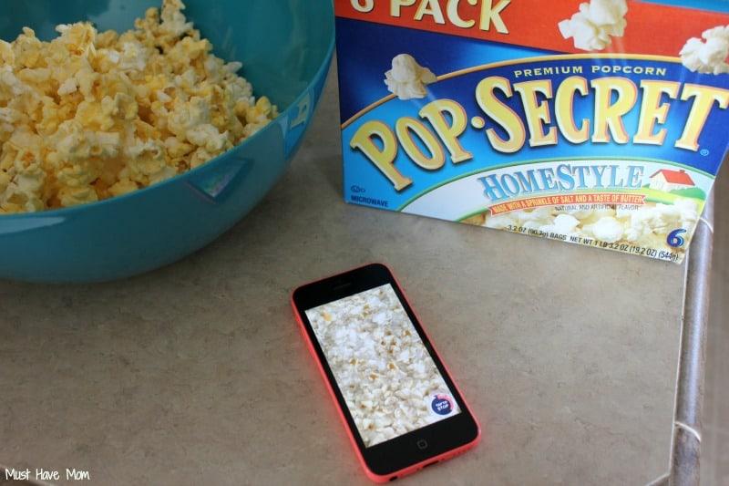 Perfect Pop App from Pop Secret #PerfectPop