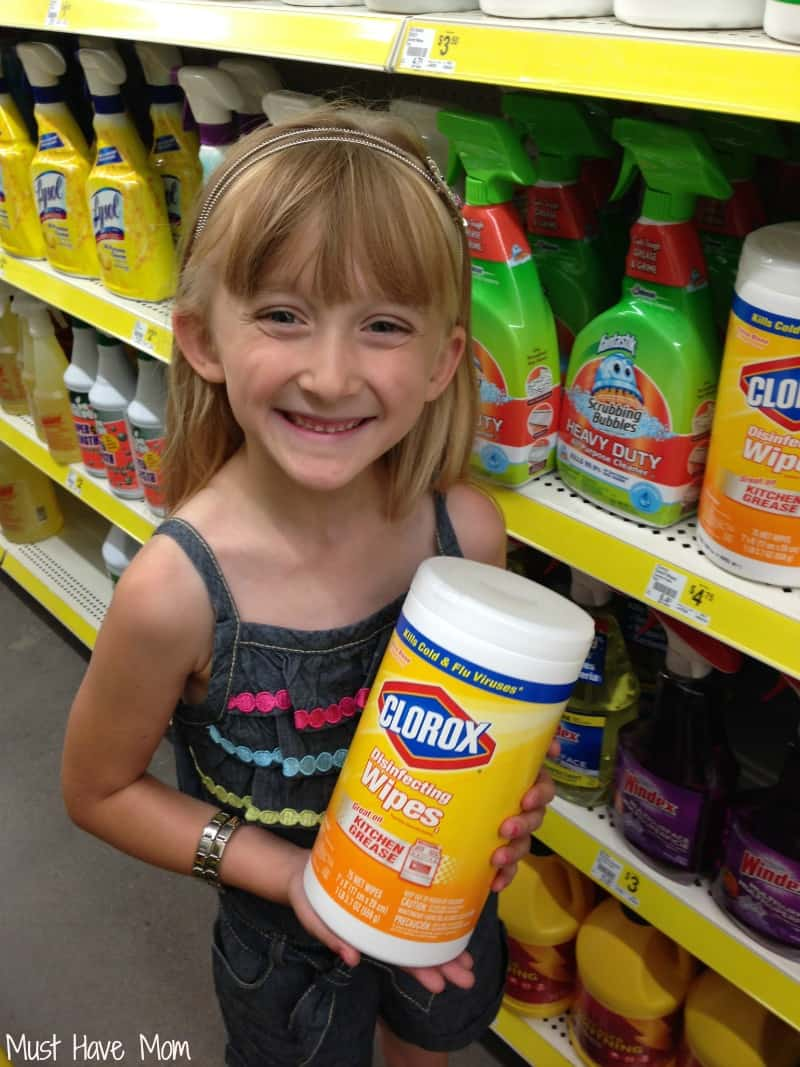 School Supplies - Clorox Wipes