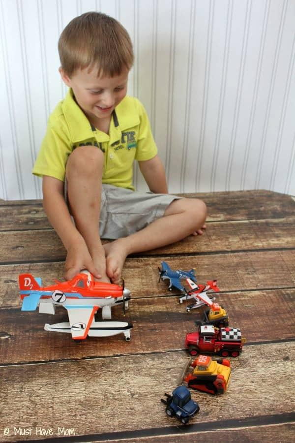 Teaching Confidence Using Disney Planes #PlanestotheRescue