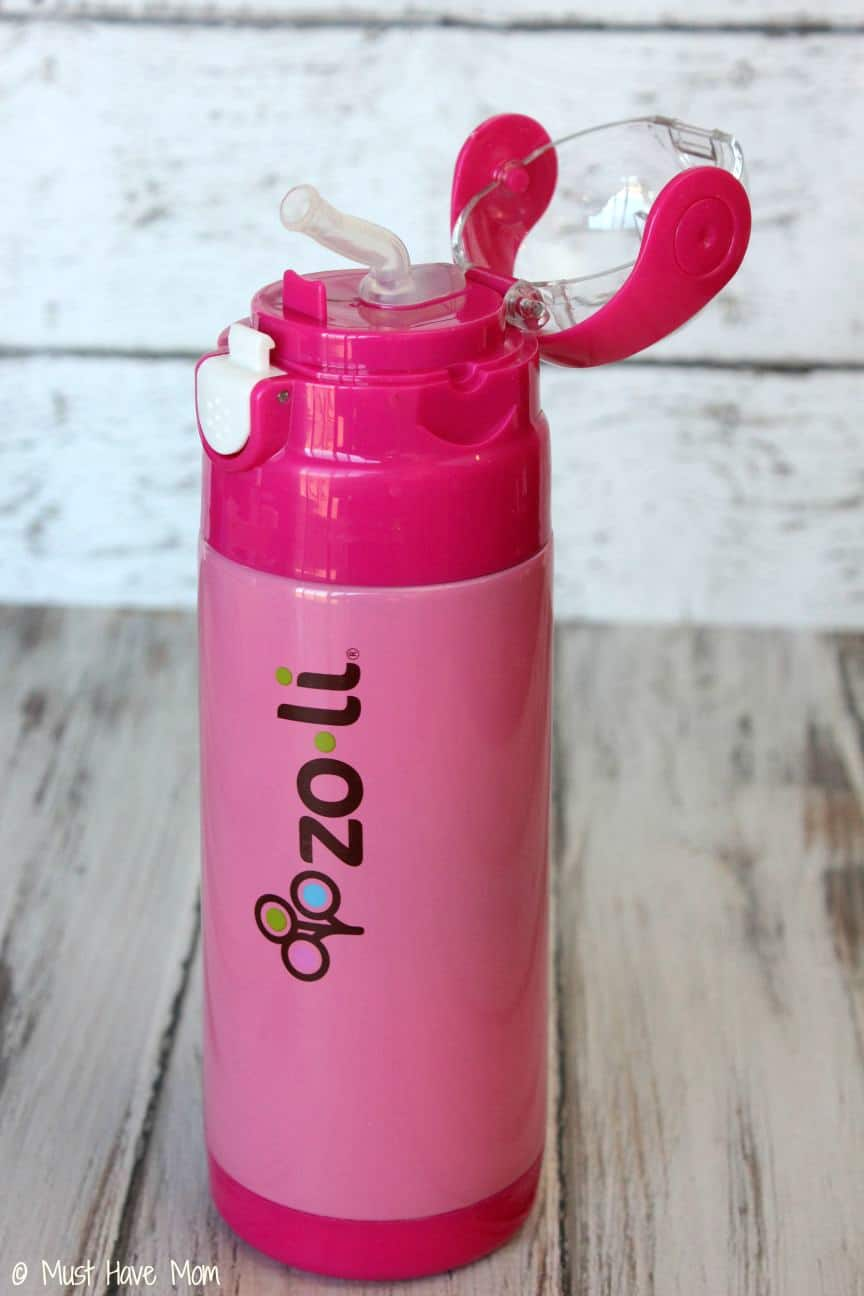 Zoli Dash water bottle
