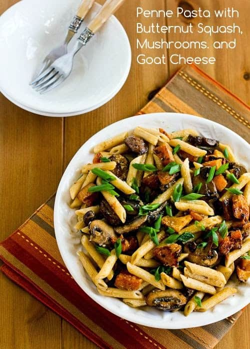Vegetarian Penne Pasta Recipe