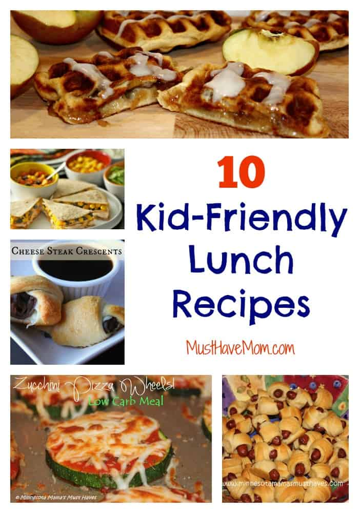 Easy Summer Lunch Ideas 10 easy summer lunch ideas for kids 10 kid friendly lunch recipes must have mom sisterspd