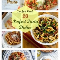 Comfort Food 20 Perfect Pasta Dishes