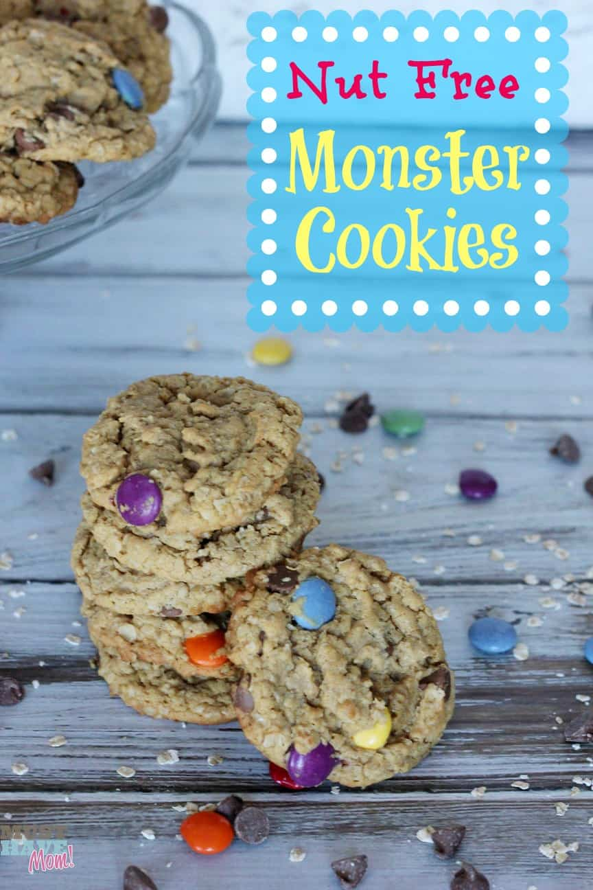 Nut-Free-Monster-Cookies-Recipe