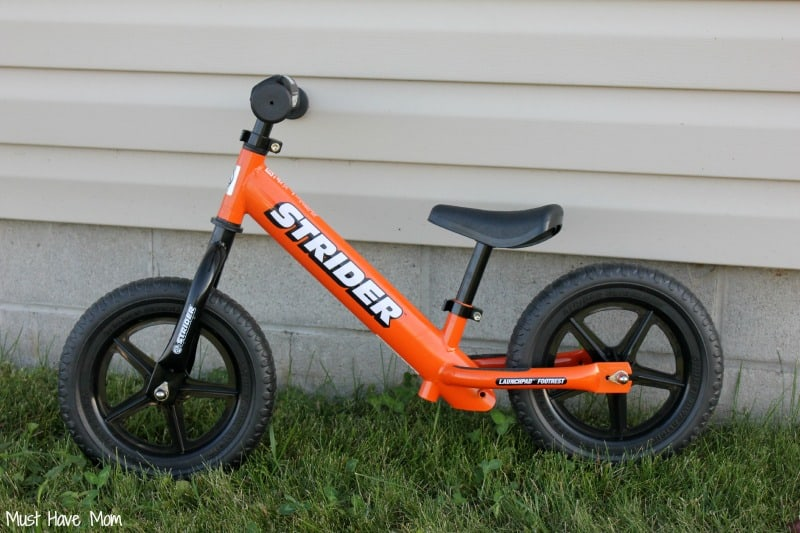 Teach Your Child To Ride A Bike Without Training Wheels or ...