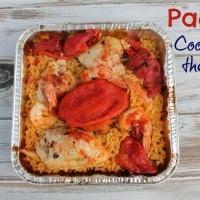 Paella On The Grill Recipe