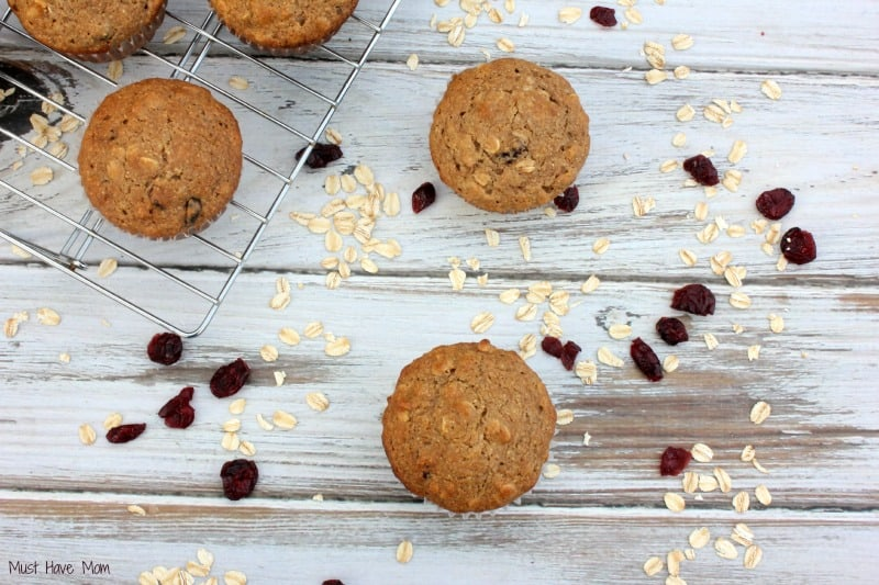 Picky Eater Muffins loaded with DHA, Iron, Vitamin D, Calcium and Prebiotics!