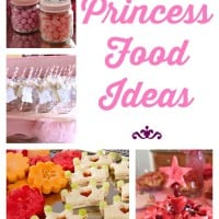 Princess Food Ideas -Musthavemom.com