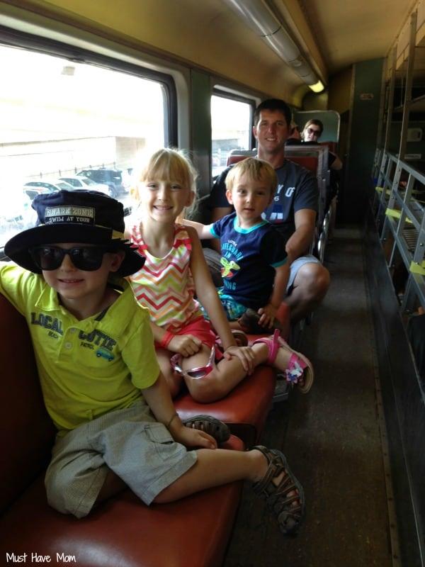 Thomas the Train Ride #DayOutWithThomas