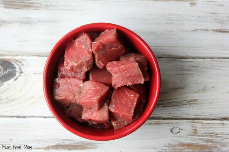 Top Round Beef