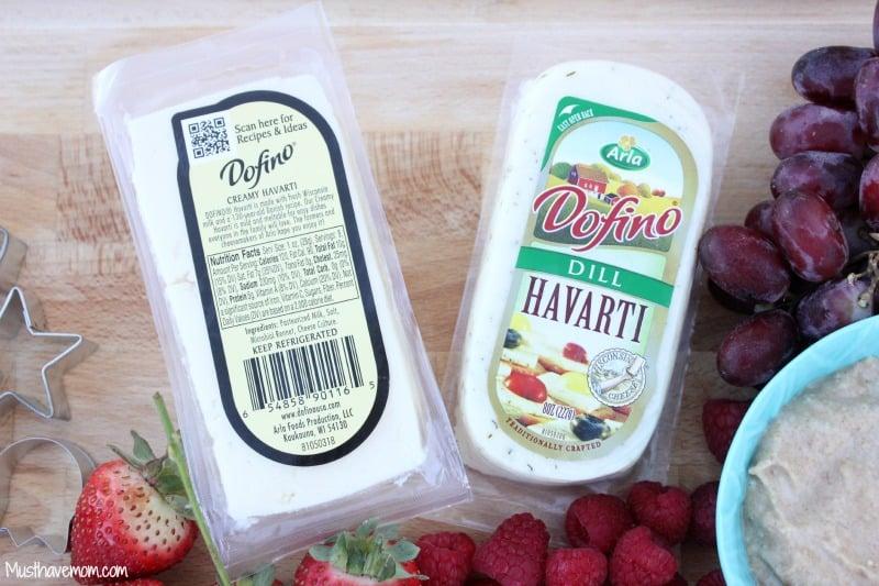 Arla Dofino Creamy Havarti and Dill Cheese -Musthavemom.com