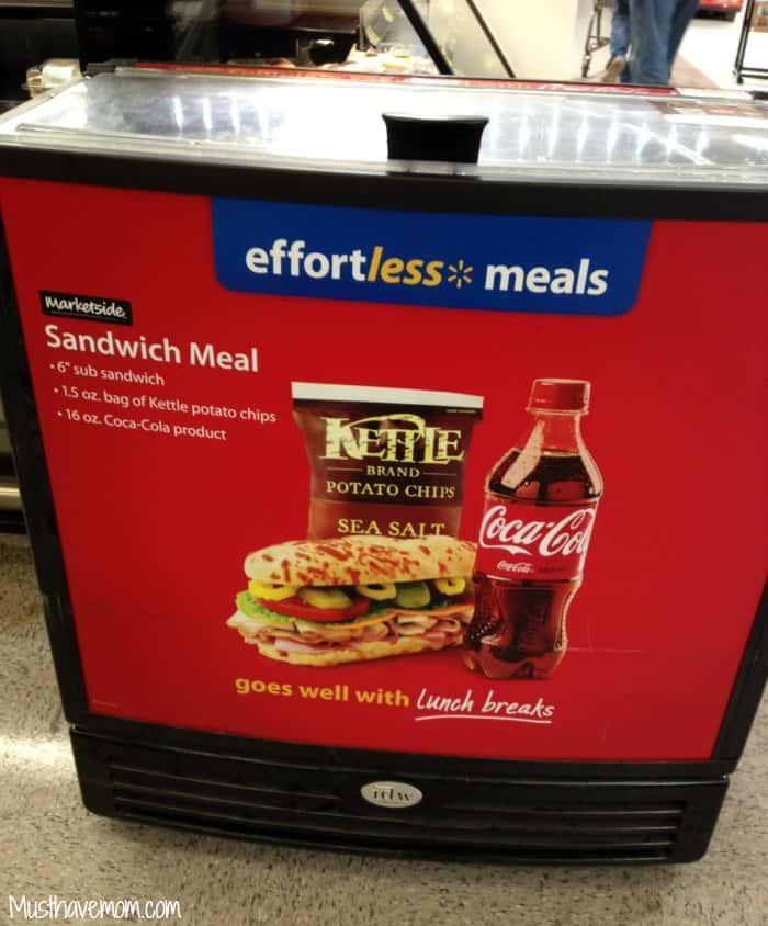 Coca-Cola Effortless Meals -Musthavemom.com