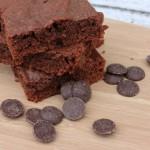 Less Sugar Brownies Recipe {+ Giveaway}