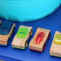 Race Car Birthday Party Activities: Motorworks Stations & Races!