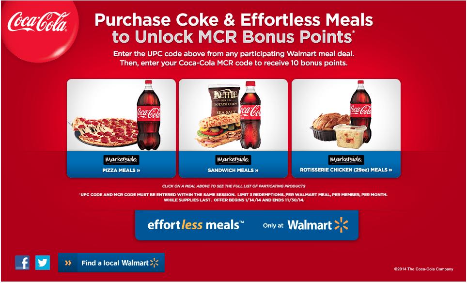 Coke Rewards Deal