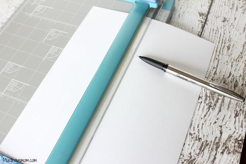Sharpie Pen in Black -Musthavemom.com