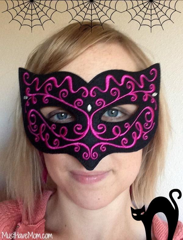 Hallmark Cards with Masks