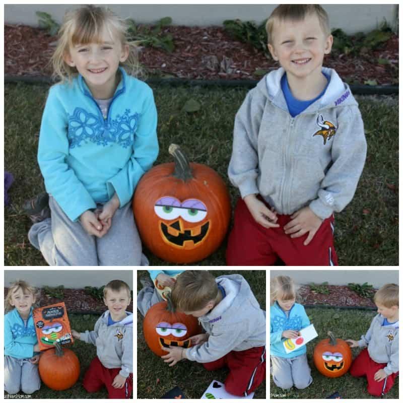 Hallmark Pumpkin Personalities - No Carve Pumpkin