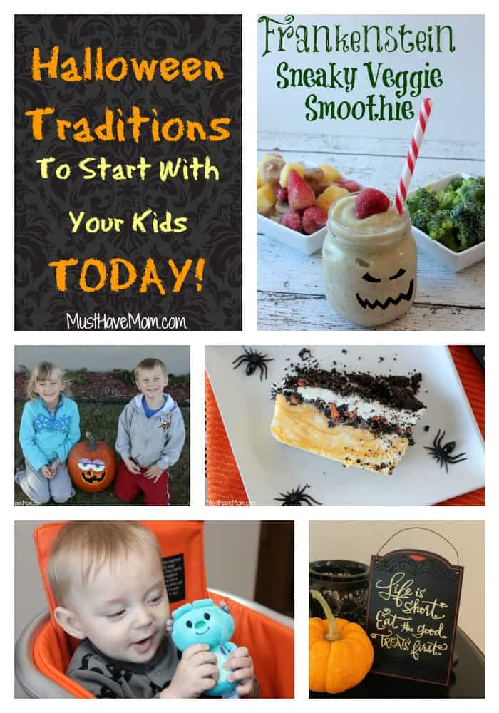 Halloween Traditions to start with your kids TODAY!