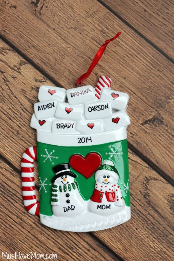 Ornaments With Love -MustHaveMom.com