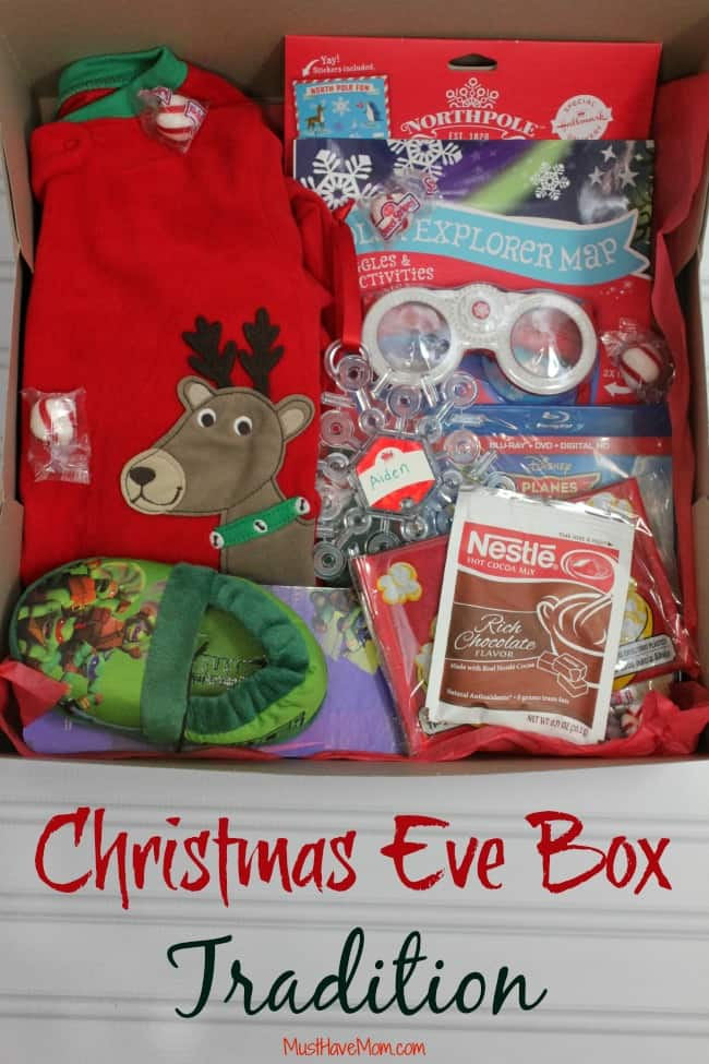 Christmas Eve Box Tradition Ideas