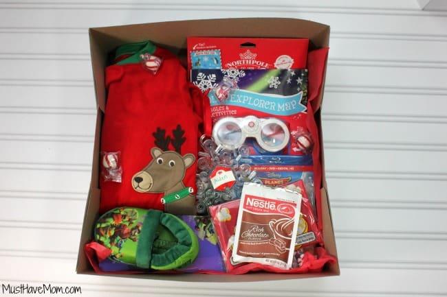 Christmas Eve Box Traditions