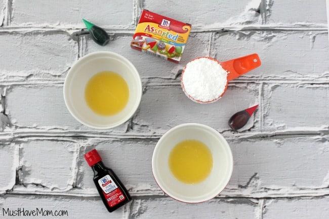 DIY Powdered Sugar Frosting Recipe