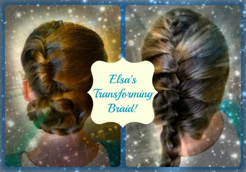 Elsa hairstyles