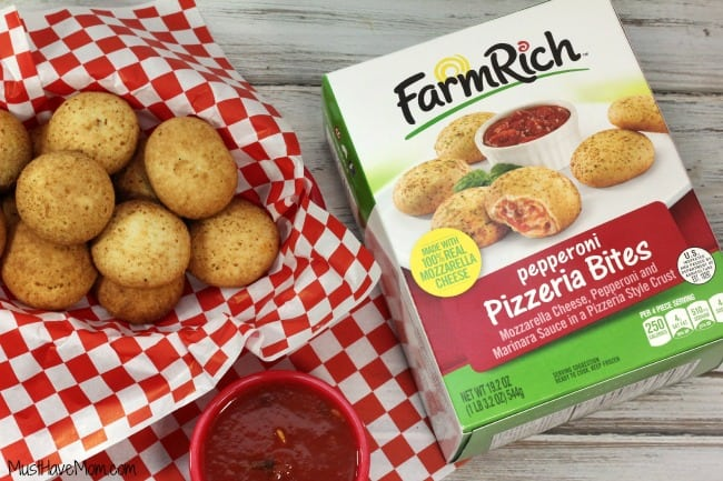 FarmRich Pizzeria Bites