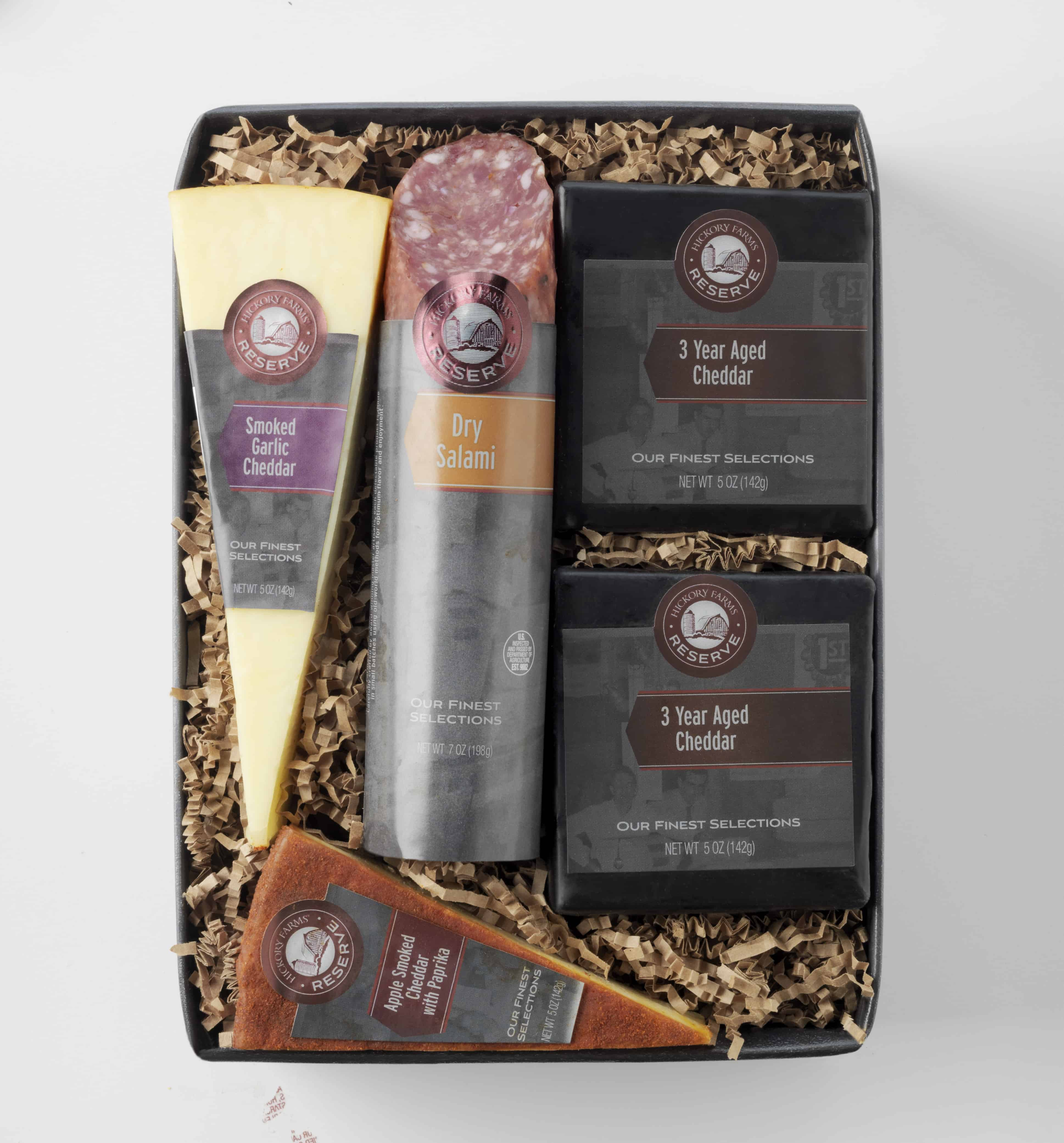Hickory Farms Makes Great Gifts For Hard To Buy For People! - Must ...