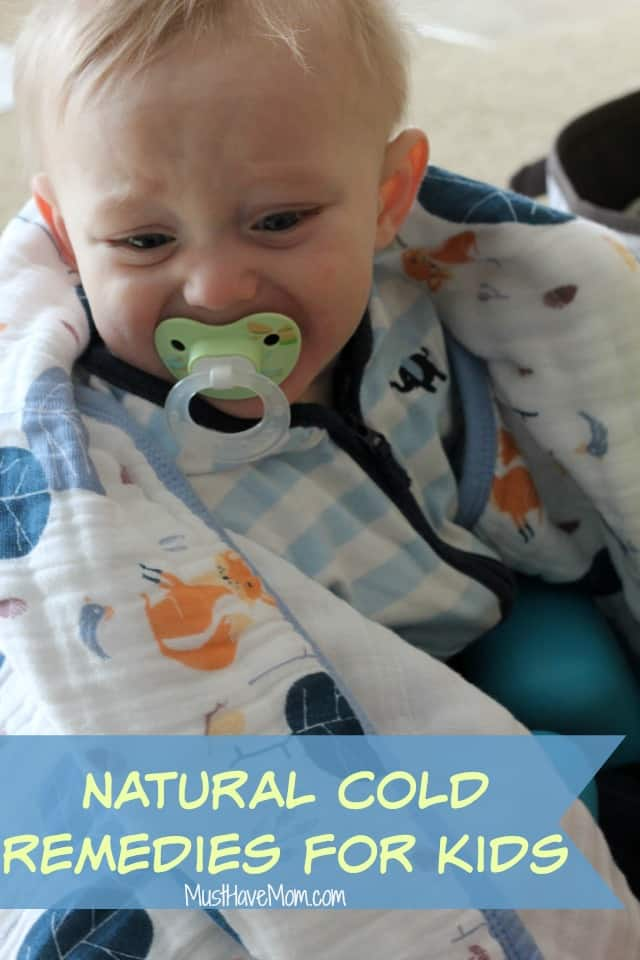 Natural Cold Remedies For Kids
