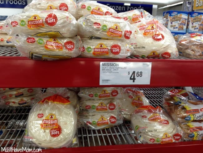 Sam's Club Tortillas